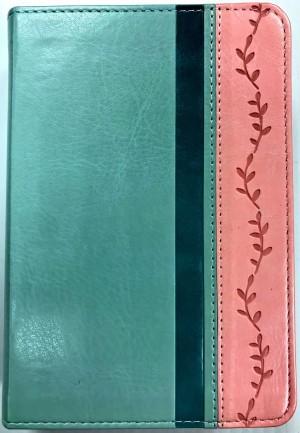 Biblia de Promesas. Compacta. Piel especial. Vintage - RVR60