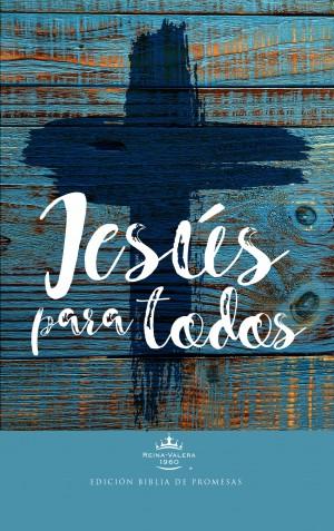 Biblia de promesas Jesús para todos. Rústica - RVR60
