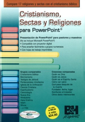El cristianismo - DVD Powerpoint