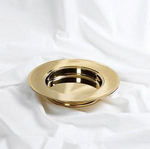 Bandeja de pan apilable dorada - Santa Cena
