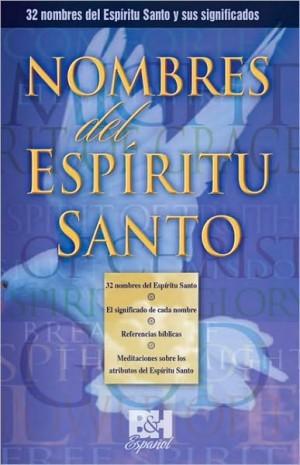 Nombres del Espíritu Santo