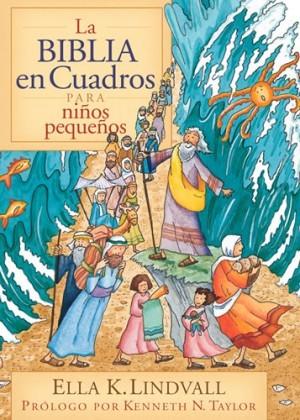 Biblia en cuadros para niños pequeños, La