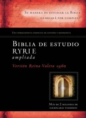 Biblia de estudio Ryrie. Tapa dura - RVR60