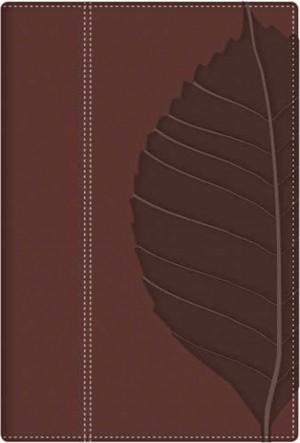 Biblia de estudio vidas transformadas. 2 tonos. Marrón. Índice - RVR60