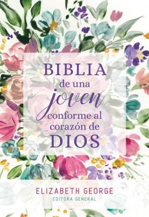 Biblia de una joven conforme al corazón de Dios. Tapa dura - RVR60