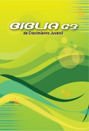 Biblia juvenil G3. Mini. Plástico - NVI