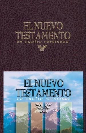 Nuevo Testamento en cuatro versiones, El. Tapa dura