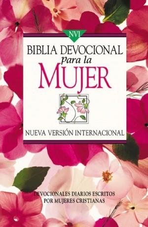 Biblia devocional para la mujer. Rústica - NVI