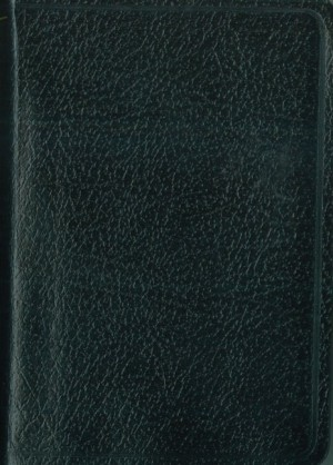 Biblia bolsillo. Imitación piel. Negro - NVI