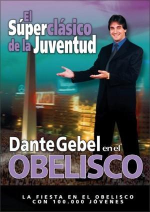 Dante Gebel en el obelisco - DVD