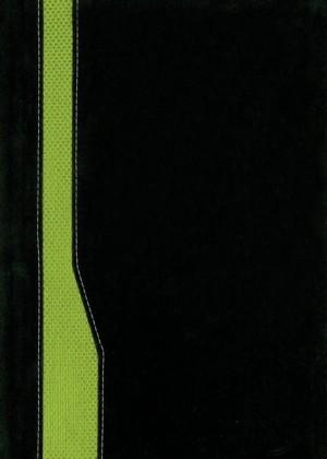 Biblia juvenil G3. 2 tonos. Negro/verde - NVI