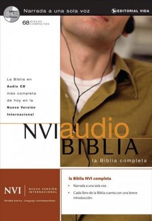 Biblia completa en audio - NVI - CD