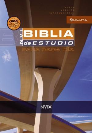 Biblia de estudio para cada día. Tapa dura - NVI