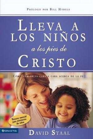 Lleva a los niños a los pies de Cristo