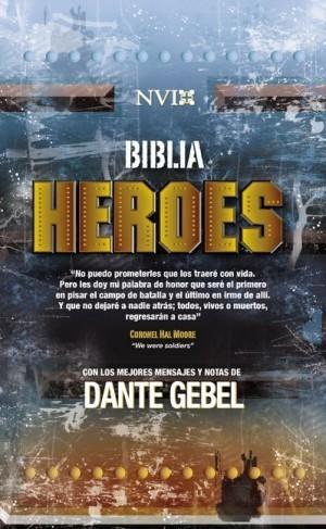 Biblia héroes con Dante. Tapa dura - NVI