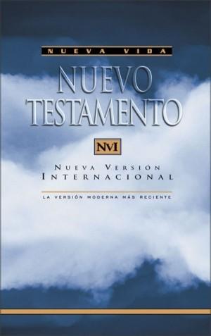 Nuevo Testamento nueva vida. Rústica - NVI