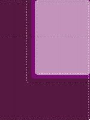 Biblia bilingüe. Tamaño manual. Púrpura/lila - NVI/NIV