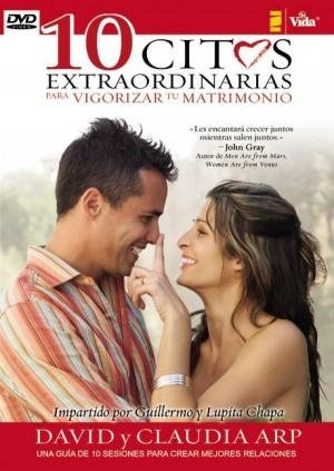 10 citas extraordinarias para vigorizar tu matrimonio - DVD