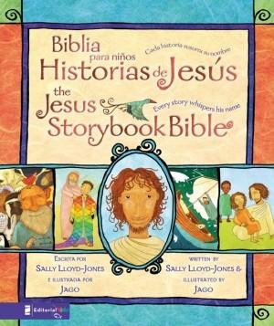 Biblia para niños historias de Jesús / The Jesus storybook Bible