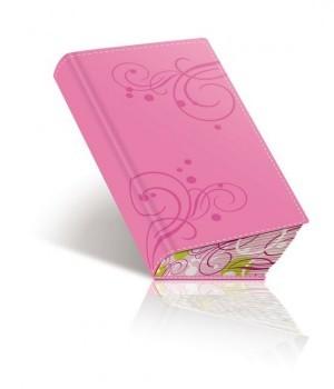 Biblia de premio y regalo. 2 tonos. Rosa - NVI