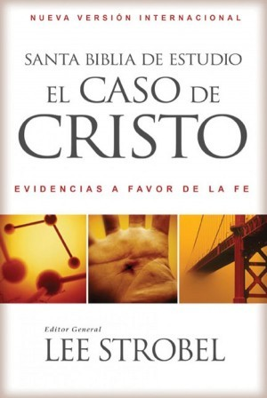 Biblia de estudio el caso de Cristo. Tapa dura - NVI