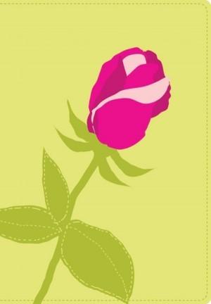 Biblia ultrafina. Compacta. Rosa. 2 tonos - NVI
