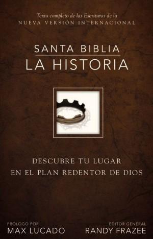 Biblia la Historia. Tapa dura - NVI