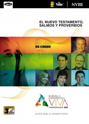Nuevo Testamento, Salmos y Proverbios, El - NVI - MP3