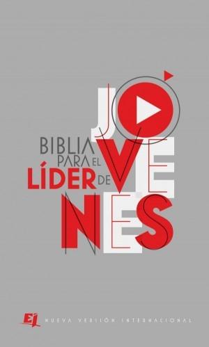 Biblia para líderes de jóvenes. Tapa dura - NVI