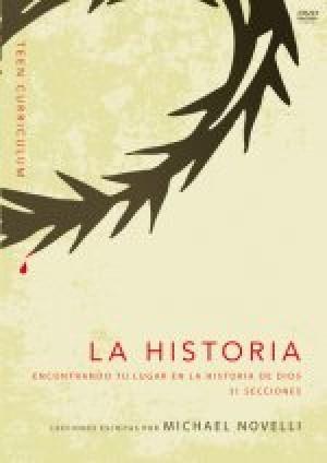 Currículo jóvenes - La Historia - DVD