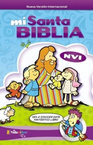 Mi Santa Biblia. Tapa dura - NVI