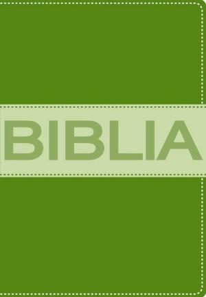 Biblia ultrafina. Compacta. Contempo. 2 tonos. Verde - NVI
