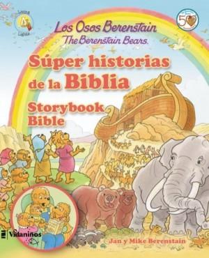 Súper historias de la Biblia / Storybook Bible