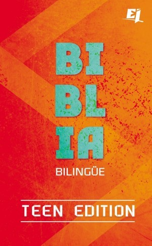 Biblia bilingüe. Teen edition. Tapa dura - NVI/NIV