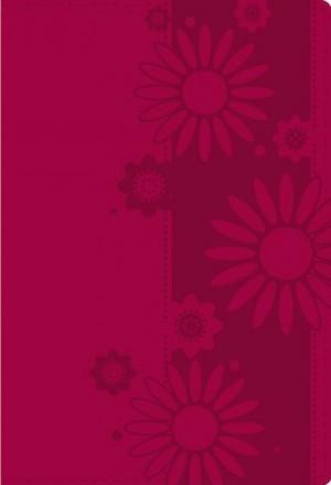 Biblia ultrafina. Compacta. 2 tonos. Frambuesa - RVR77