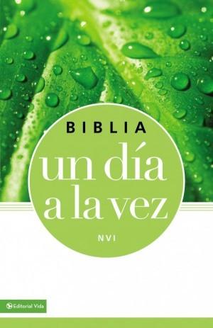Biblia un día a la vez. 2 tonos. Azul/beige - NVI