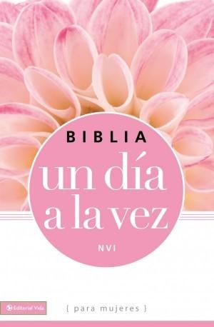 Biblia un día a la vez para mujeres. 2 tonos. Rosa - NVI