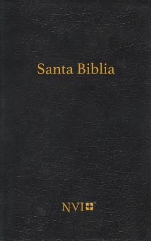 Biblia congregacional. Tapa dura. Negro - NVI