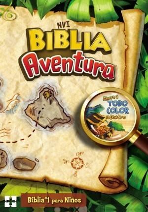 Biblia aventura. Tapa dura - NVI