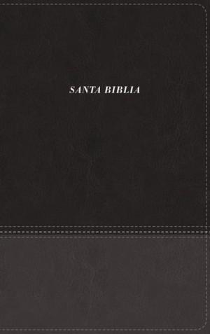Biblia manual. Ultrafina. 2 tonos. Negro/gris - LBLA