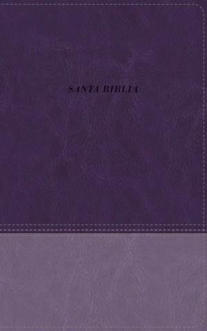Biblia manual. Ultrafina. 2 tonos. Lavanda - LBLA