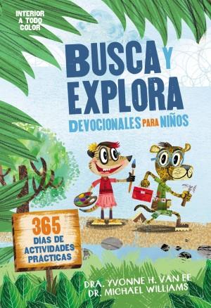 Busca y explora: Devocionales para niños