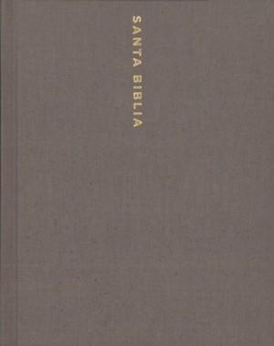 Biblia manual. Edición para notas. Tapa dura - NBLA