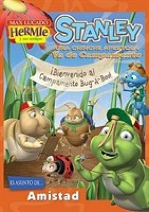 Stanley: una chinche apestosa - Hermie - DVD