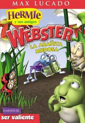 Webster, la arañita miedosa - DVD