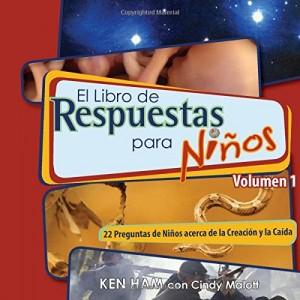 Libro de respuestas para niños. Vol. 1, El