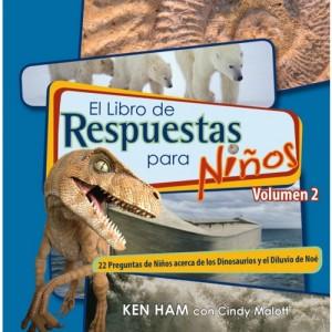 Libro de respuestas para niños. Vol. 2, El
