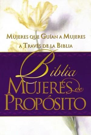 Biblia mujeres de propósito. Tapa dura - RVR60