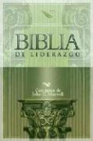 Biblia de liderazgo. Tapa dura - RVR60