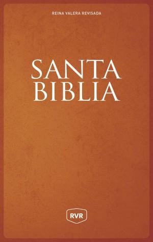 Biblia manual. Letra grande. Tapa dura - RVR77